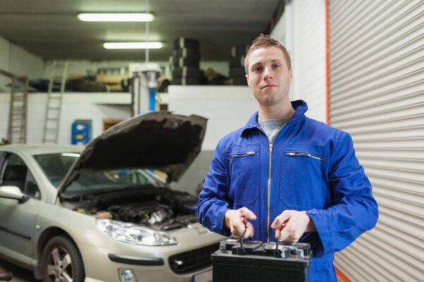 Vårda ditt nya bilbatteri