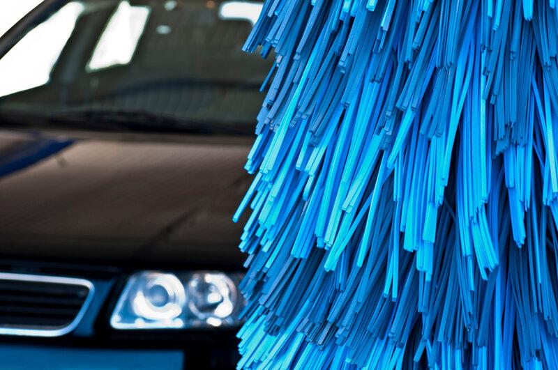 Biltvätt och bilvårdstjänster